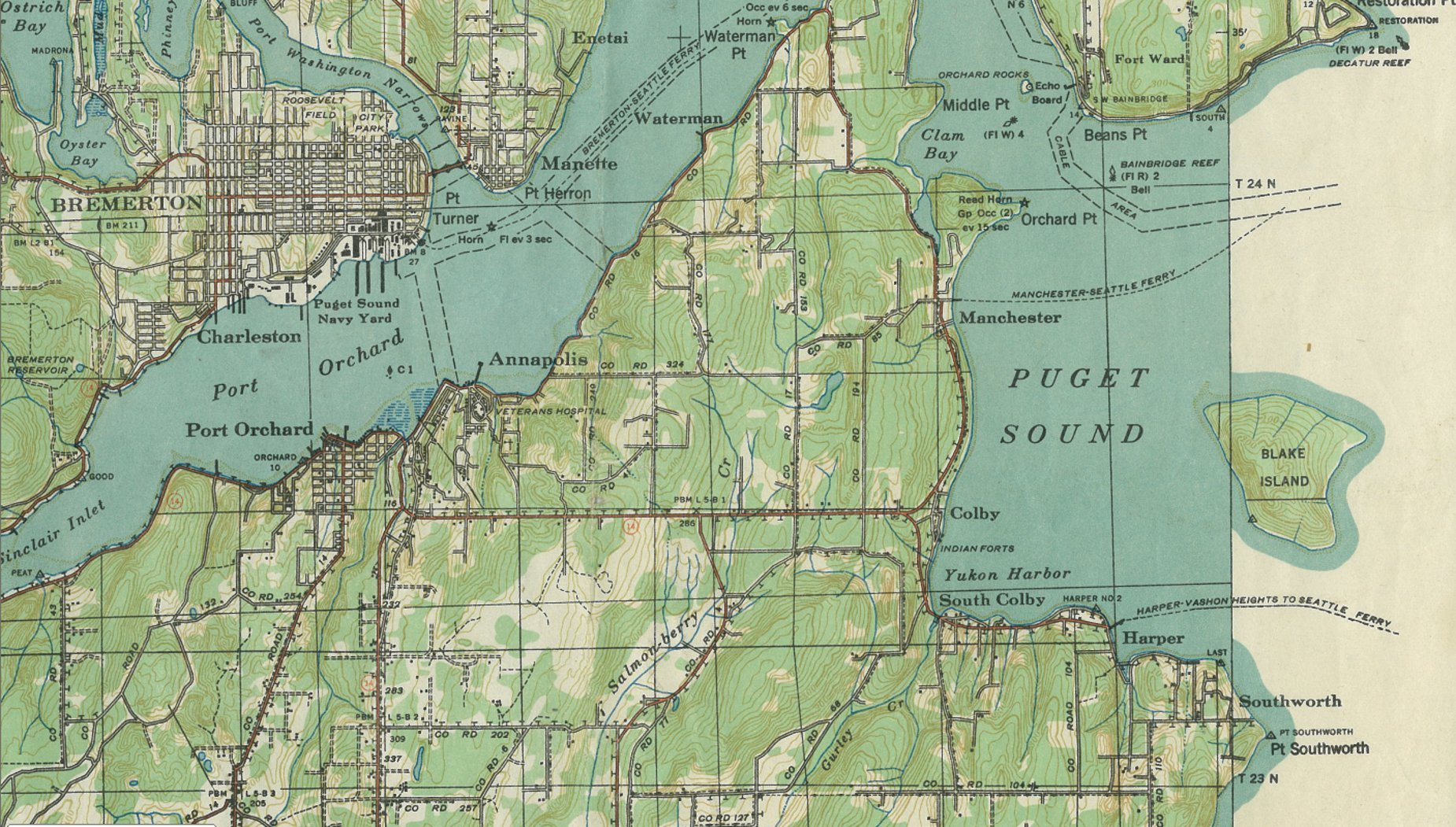 Historical Maps Documents Lists The Yukon Harbor Historical - Us ww2 map