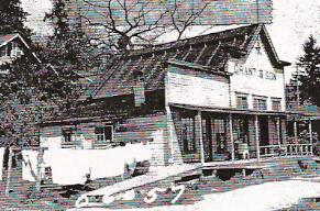 Grant & Son Store, about 1952