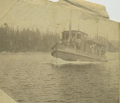 Historical Photographs and Documents. « The Yukon Harbor ...