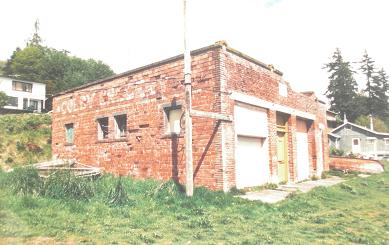 The Rust Grocery Store, about 1980, photo taken by AKKippler