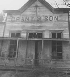 Grant Store 1950\'s?