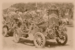 Old Parade Car Photo